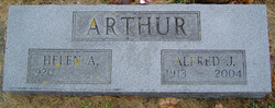 Alfred James Arthur