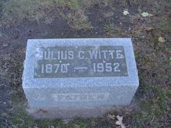 Julius C Witte