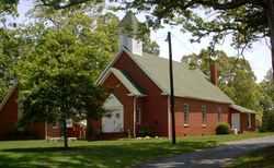 Salem Chapel Christian Church Cemetery