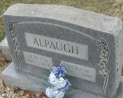 Lura M Alpaugh