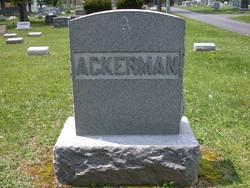 Conrad Ackerman