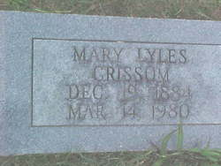 Mary Lyles Grissom