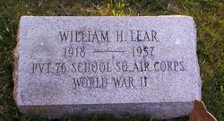 William Herbert Lear