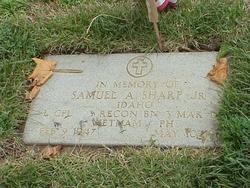 Corp Samuel Arthur Sharp, Jr