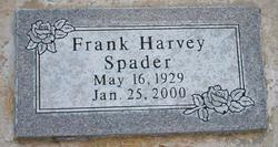 Frank Harvey Spader