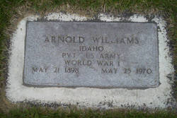 Arnold Williams