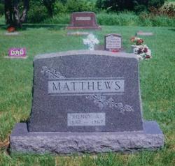 Henry August Matthews, Jr