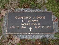 Clifford Ulys Davis