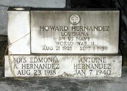 Edmonia <i>Arceneaux</i> Hernandez