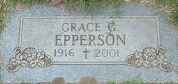 Grace Genevieve Epperson