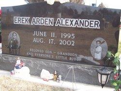 Erek Arden Alexander