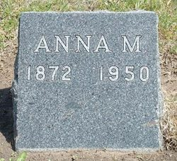 Anna Marie <i>Siegrist</i> Epperson