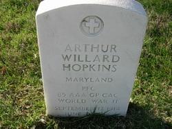 Arthur Willard Hopkins