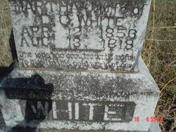 Martha J White