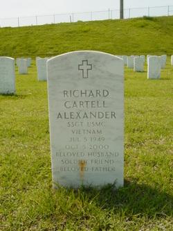 Richard Cartell Alexander