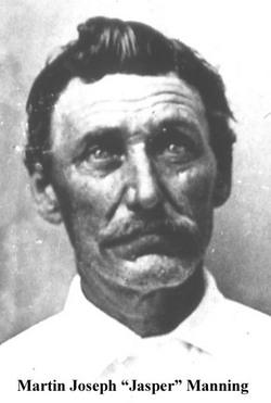 Martin Joseph Jasper Manning