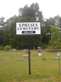 Ephesus Cemetery