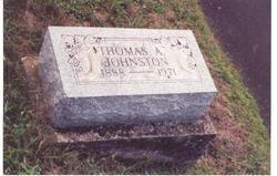 Thomas Alexander Johnston