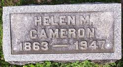 Helen M. Cameron