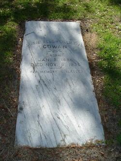 Susie Bell <i>Fullilove</i> Cowan