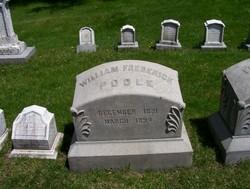 William Frederick Poole