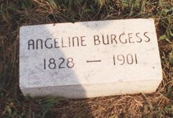 Angeline <i>Spiller</i> Burgess