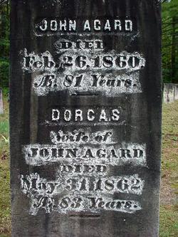 Dorcas Agard