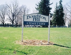 Boughton Hill Cemetery