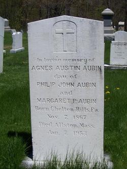 Agnes Austin Aubin