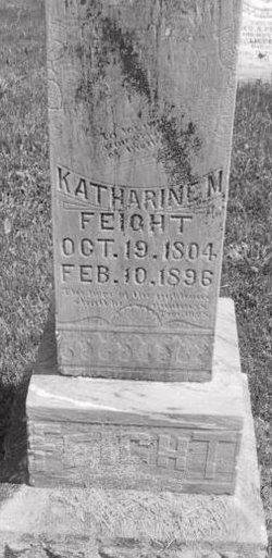 Katharine Magdalena <i>Woelter</i> Feight