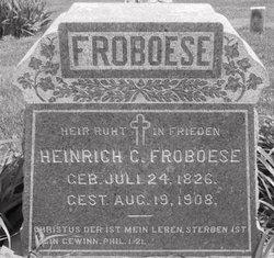 Heinrich Christoph Froboese
