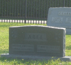 Carolyn <i>Fiveash</i> Abel