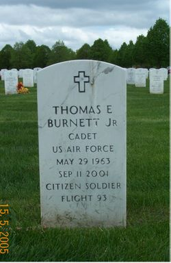 Thomas Edward Tom Burnett, Jr