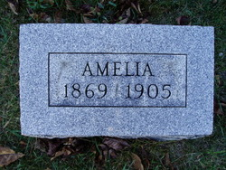 Amelia Sophia <i>Zahn</i> Ebert