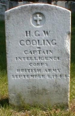 Headley George Cooling