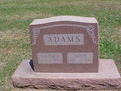 Walter A Adams