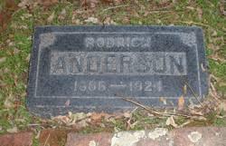 Rodrick Anderson