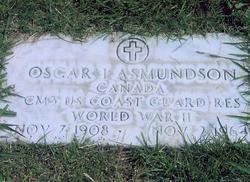 Oscar Ingolfur Ossie Asmundson