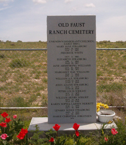 Faust Cemetery (Old Ranch Cem)