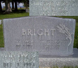 Clifford Monroe Bright