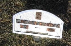 Dwight Leon Gordon