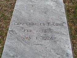 Capt Charles Floyd Cone, Sr