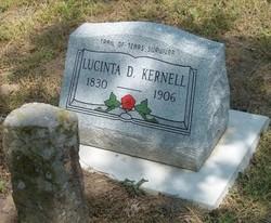 Lucinta D. Kernall