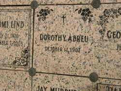 Dorothy Abreu