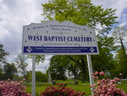 West Baptist Cemetery