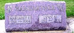 Margaret Elizabeth Augusta <i>Krambeer</i> Hangartner