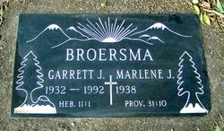 Garrett John Broersma