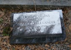 Emmie <i>Collins</i> Alexander