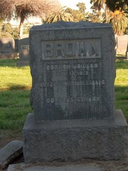 Elizabeth <i>Williams</i> Brown