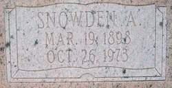 Snowden A Burrow